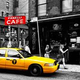 Safari CityPop Collection - New York Yellow Cab in Soho V