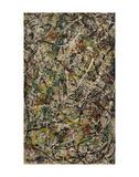 Number 3, 1949: Tiger, 1949 Reproduction d'art par Jackson Pollock