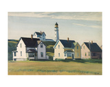 Lighthouse Village (also known as Cape Elizabeth)  1929