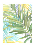 Tropical Pattern II Reproduction d'art par Megan Meagher