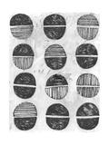 Symbol Imprint I Reproduction d'art par June Vess