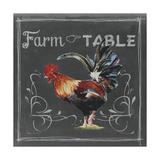 Chalkboard Farm Animals III