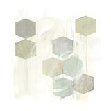 Honeycomb Reaction IV Reproduction d'art par June Vess