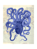 Blue Octopus 2 on Nautical Map