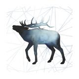Animal Silhouettes VI Reproduction d'art par Grace Popp