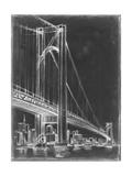 Suspension Bridge Blueprint I