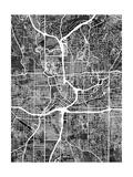 Atlanta Georgia City Map