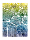 Los Angeles City Street Map