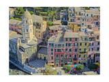 Astonishing Vernazza Cinque Terre Italy I