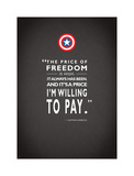 Capt America Quote
