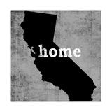 California Giclée par Luke Wilson