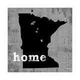 Minnesota Giclée par Luke Wilson