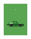 Porsche 911 Carrera Green