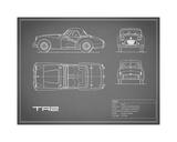 Triumph TR2-Grey