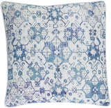 Roxana Poly Fill Pillow - Blue