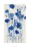Blue Impressions I