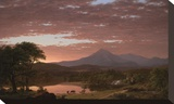Mt Ktaadn  1853