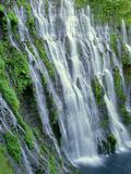USA  California  Cascade Range  Mcarthur-Burney Falls Memorial State Park