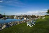 USA  Maine  Ogunquit  Perkins Cove  Boat Harbor