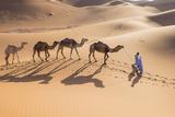 Morocco  Erg Chegaga Is a Saharan Sand Dune