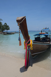 Thailand  Phuket  Andaman Sea Phi Phi Islands National Park  Island of Phi Phi Don