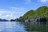 The Bacuit Archipelago  Palawan  Philippines