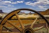 Monument Valley Tribal Park of the Navajo Nation  Arizona