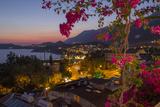 Turkey  Kas Sunset over Kas
