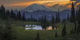 Washington, Mt. Rainer National Park Papier Photo par Gary Luhm