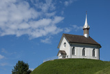 St Adrian Chapel  Zuger See  Switzerland  Europe