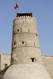 Al Fahidi Fort  Deira  Dubai  United Arab Emirates  Middle East
