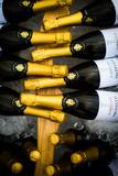 Wedding Images  Bottles of Prosecco  United Kingdom  Europe