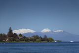 Mount Ruapehu  North Island  New Zealand