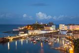 Tenby  Pembrokeshire  Wales  United Kingdom  Europe