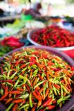 Chillies in Market  Phuket  Thailand  Southeast Asia  Asia