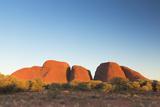 Kata Tjuta (The Olgas)  Uluru-Kata Tjuta National Park  Northern Territory  Australia  Pacific
