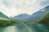 The Small Town of Flam Situated at the Innermost Part of Aurlandsfjord  Departs from Here