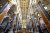 San Domenico Maggiore Church  Naples  Campania  Italy  Europe