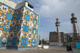 Around the Shrine Complex  Haram E Razavi  Mashhad  Iran  Western Asia