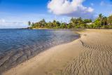 Muri Beach at Sunrise  Rarotonga  Cook Islands  South Pacific  Pacific
