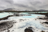 The Blue Lagoon  Iceland  Polar Regions