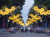 Rush Hour Traffic  Ho Chi Minh City (Saigon)  Vietnam  Indochina  Southeast Asia  Asia
