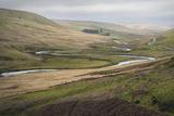 Landscape  Rhayader  Mid Wales  United Kingom  Europe
