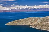 Cordillera Real Mountain Range  Bolivia