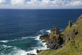 Crowns Mine  Botallack  West Penwith  Cornwall  West Country  England