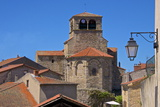 Saint Laurent Collegiate Church Dating from the 12th Century  France
