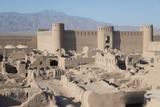 Desert Citadel  Rayen  Iran  Western Asia
