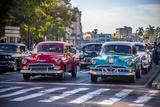 Classic 1950S American Cars  Cuba