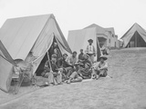 71st New York Infantry at Camp Douglas During the American Civil War