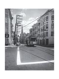 San Francisco Mason Street Cable Car
